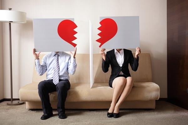ilişkinin bitmesi